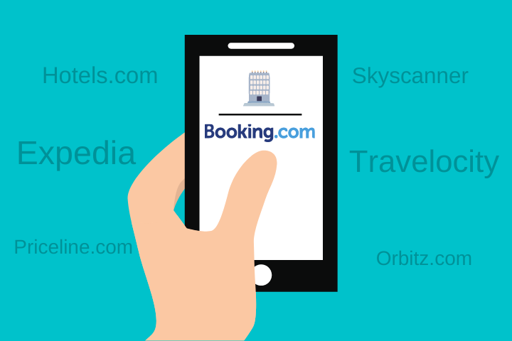 top OTAs for hotel bookings in 2020