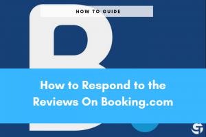 Booking.com Review Response Cover