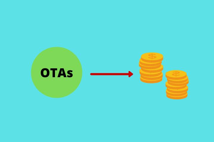 Revenue from OTAs