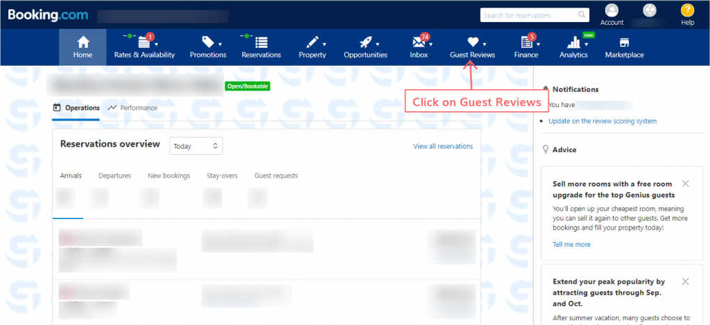 Booking.com Review Response Step_5