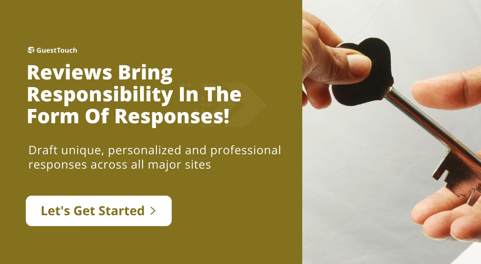 management responses tablet CTA