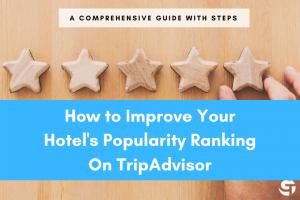 Hotel's Popularity Ranking On TripAdvisor