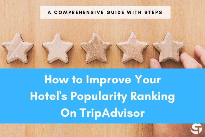 Hotel's Popularity Ranking On TripAdvisor