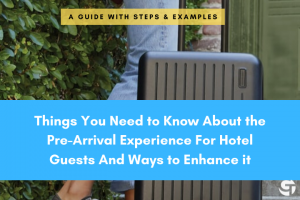 Pre-Arrival Experience for Hotel Guests