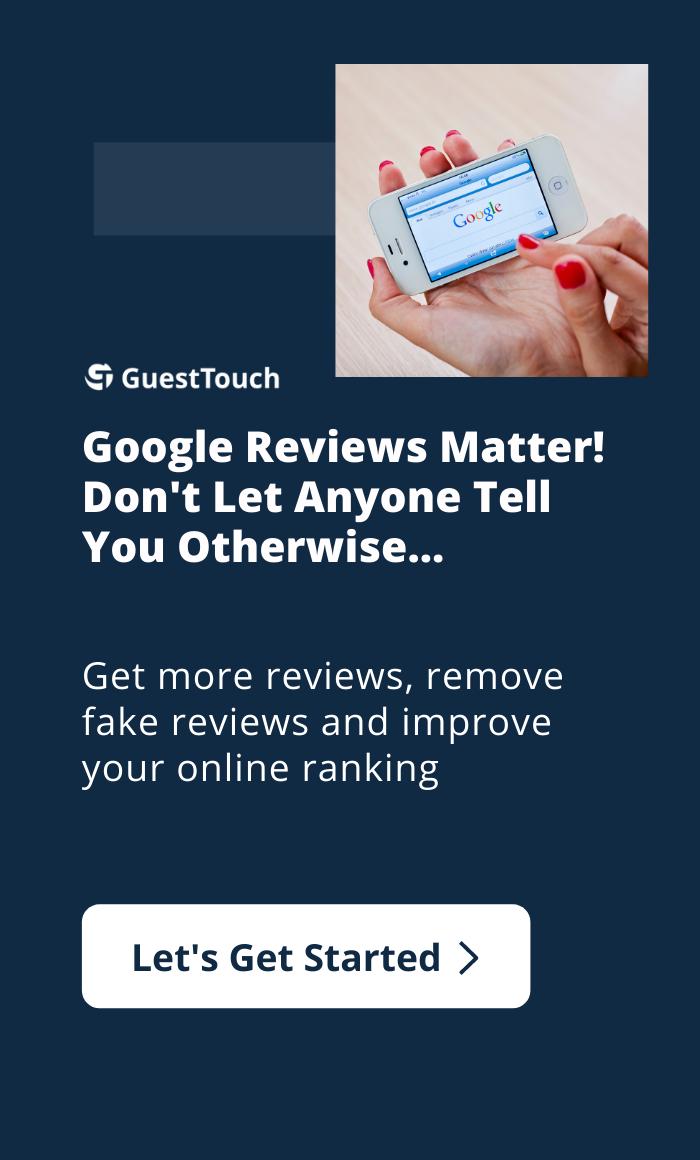 Google responses mobile CTA
