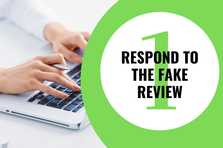Respond to the Fake TripAdvisor Review