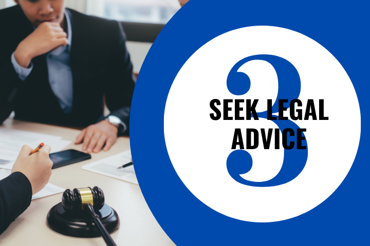Seek Legal Advice for Fake Google Reviews