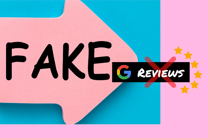 Fake Google Reviews