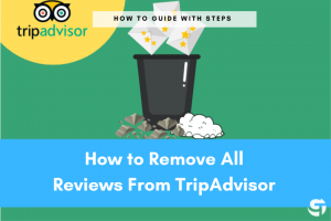 TripAdvisor All Review Removal