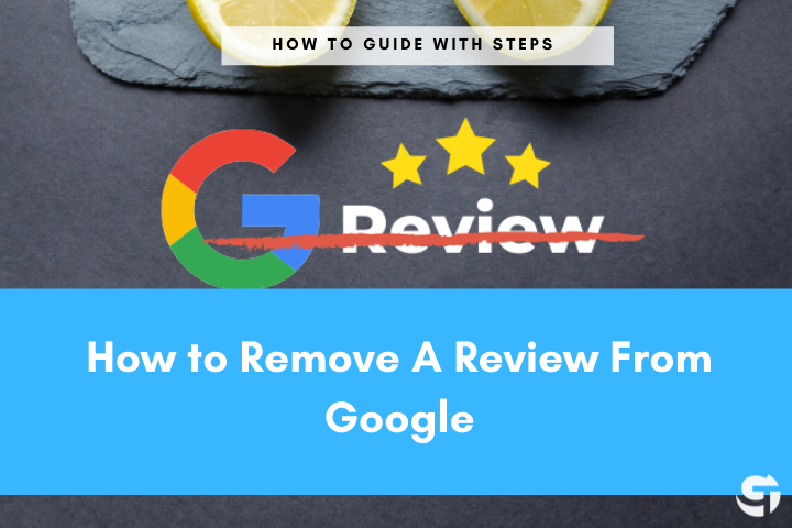 Remove Google Reviews