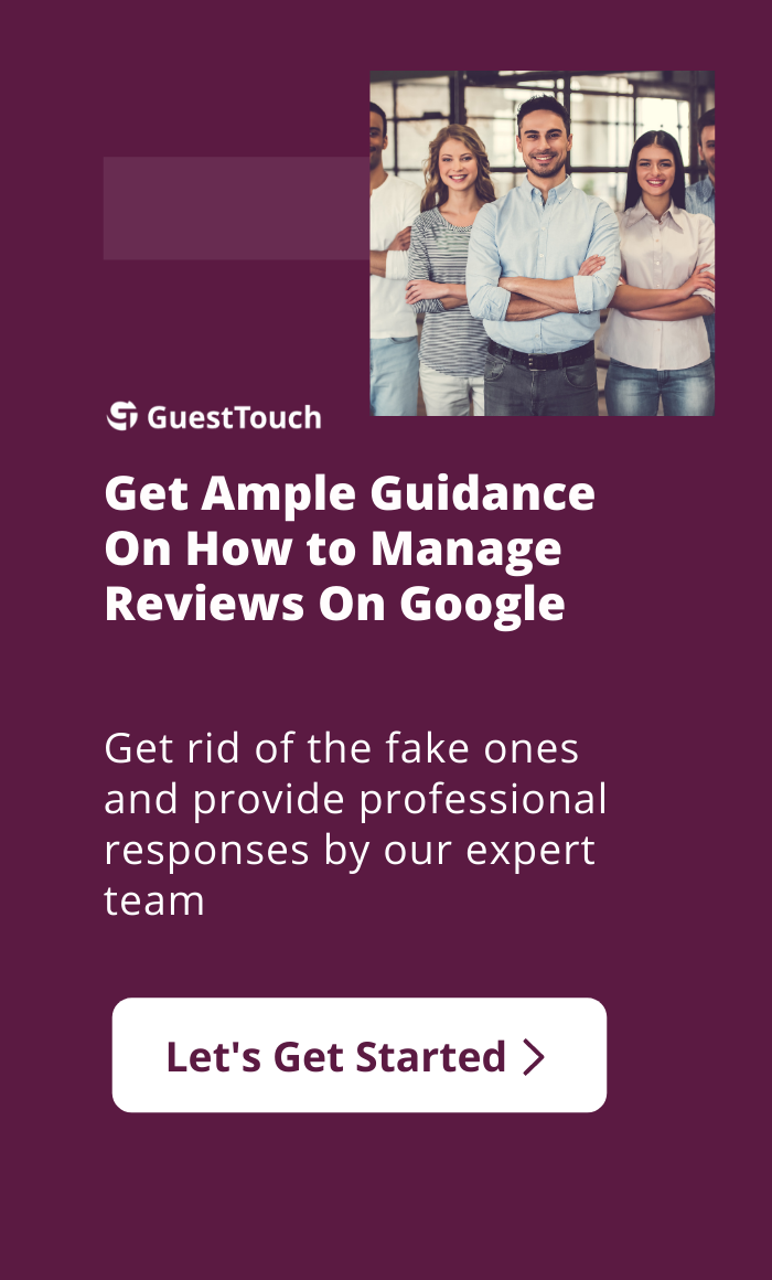 review G review mobile CTA