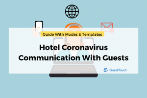 Hotel Coronavirus Communication With Guests Feature Image