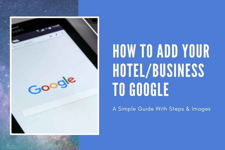 Add Google Business
