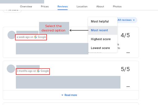 Hotel Reviews Google 2