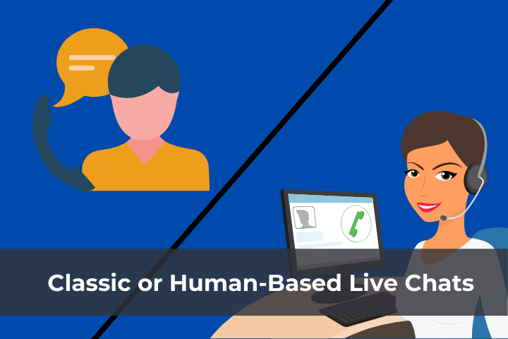 Types of WebChat For Your Hotel Website Live or Human Agent