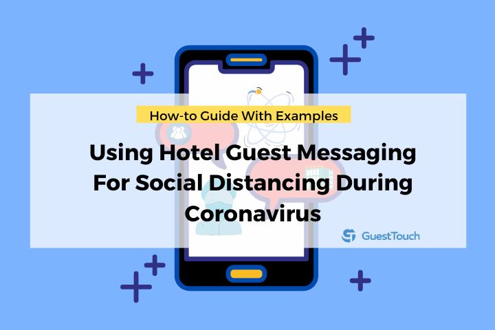 Hotel Guest Messaging banner