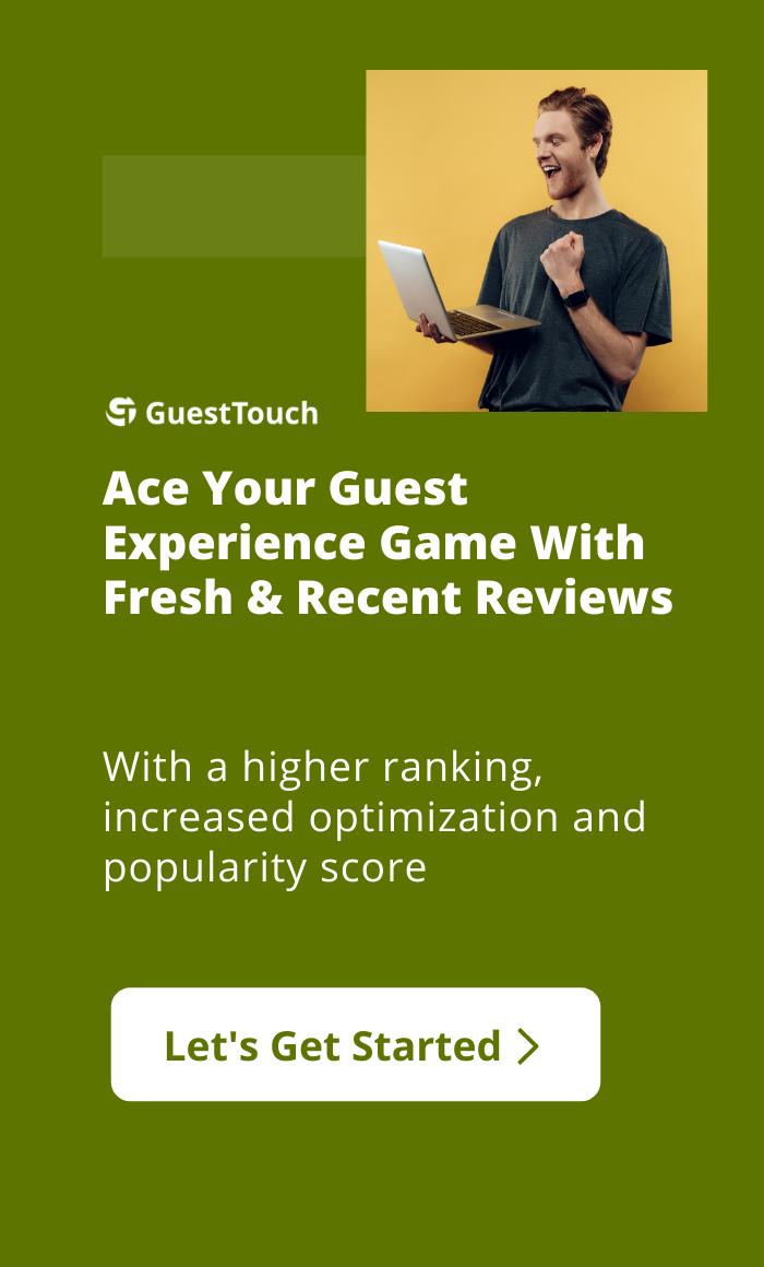 fresh reviews mobile CTA