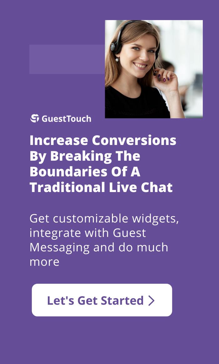 webchat mobile CTA