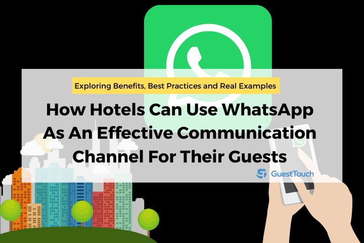 Hotels Can Use WhatsApp Preview