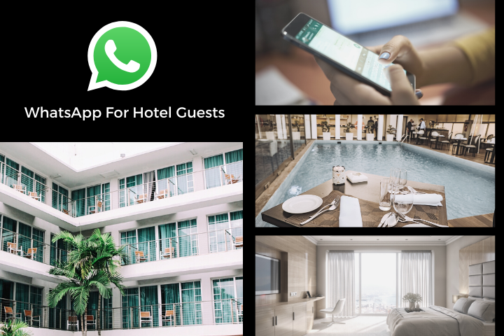 Hotels Can Use WhatsApp Benefits
