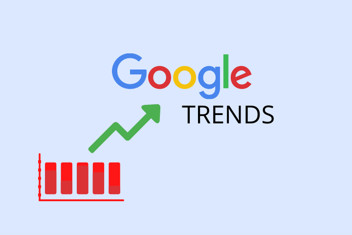 free tools by Google trends