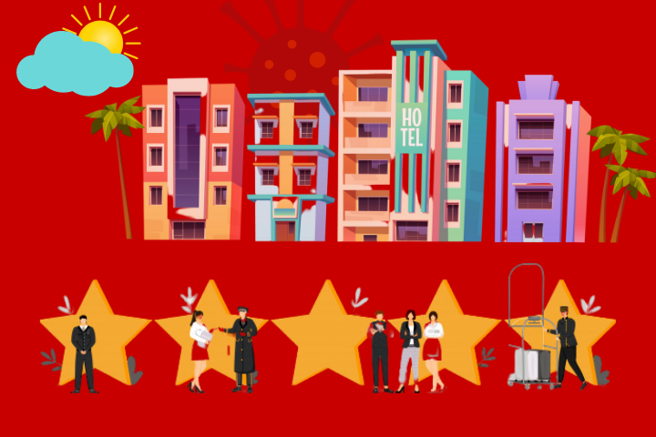Provide a first-rate hotel experience banner