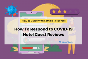 COVID-19 hotel guest reviews feature image