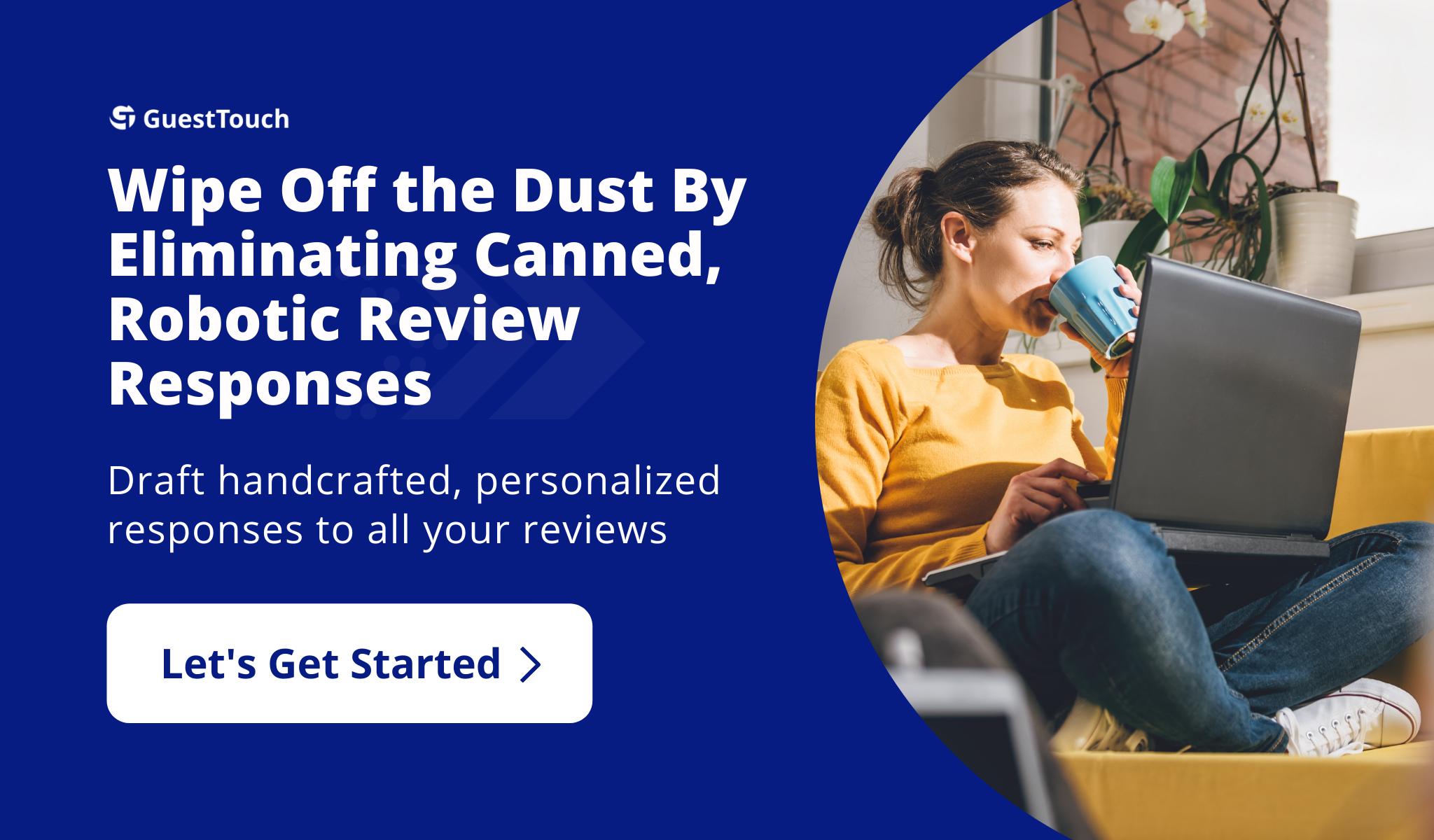 cleanliness reviews desktop CTA