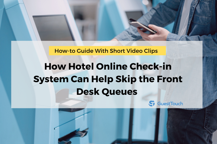 hotel online check-in system feature image
