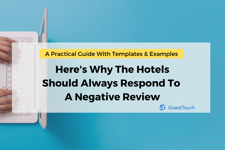 respond to a negative review feature image