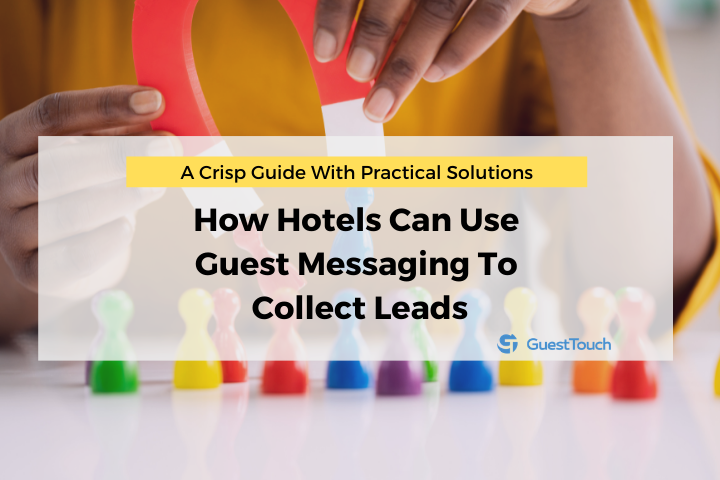 guest messaging to collect leads feature image