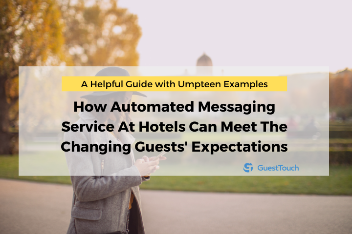 hotel guest messaging and automation feature image