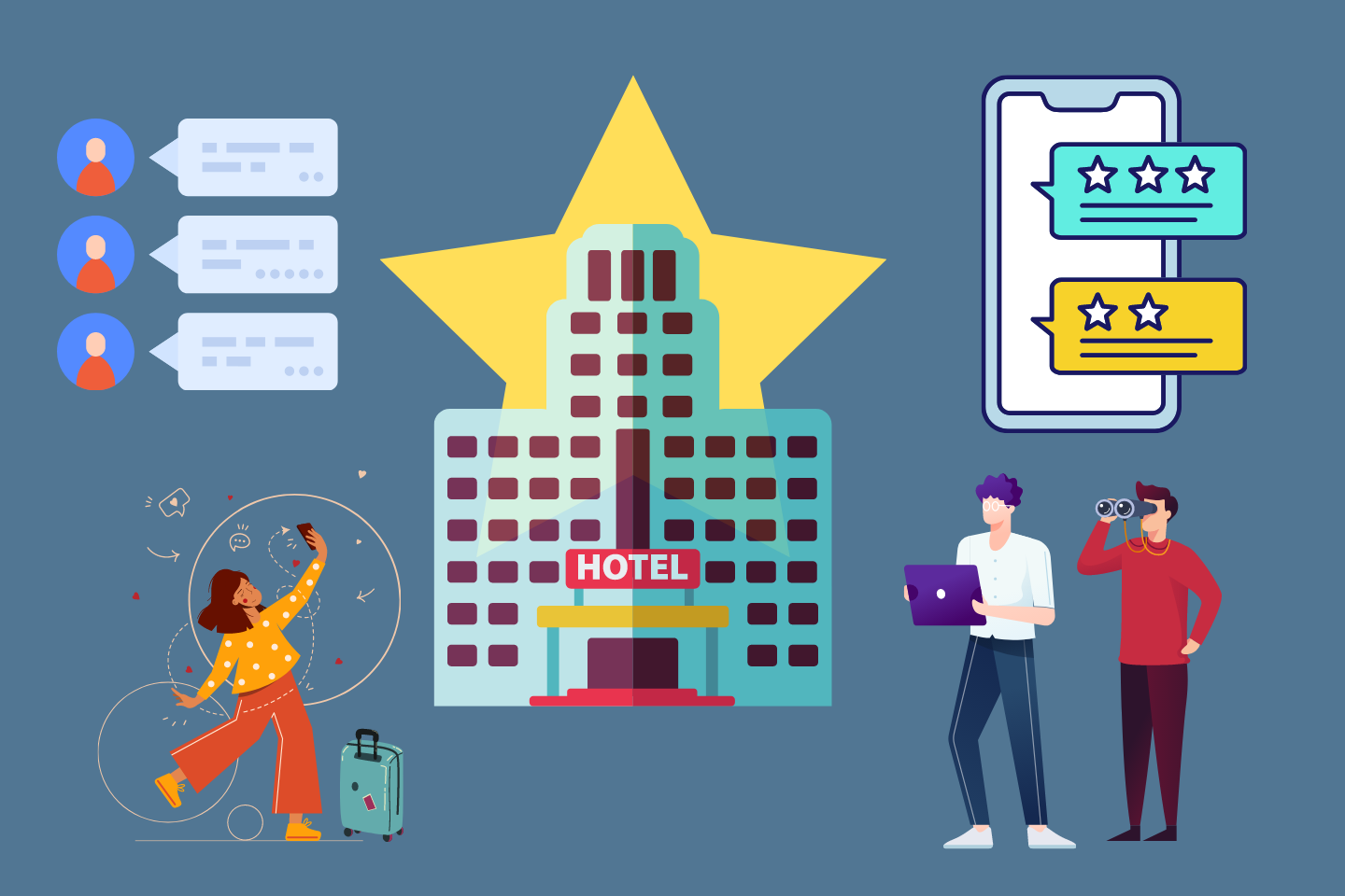 why is your hotel reputation management important