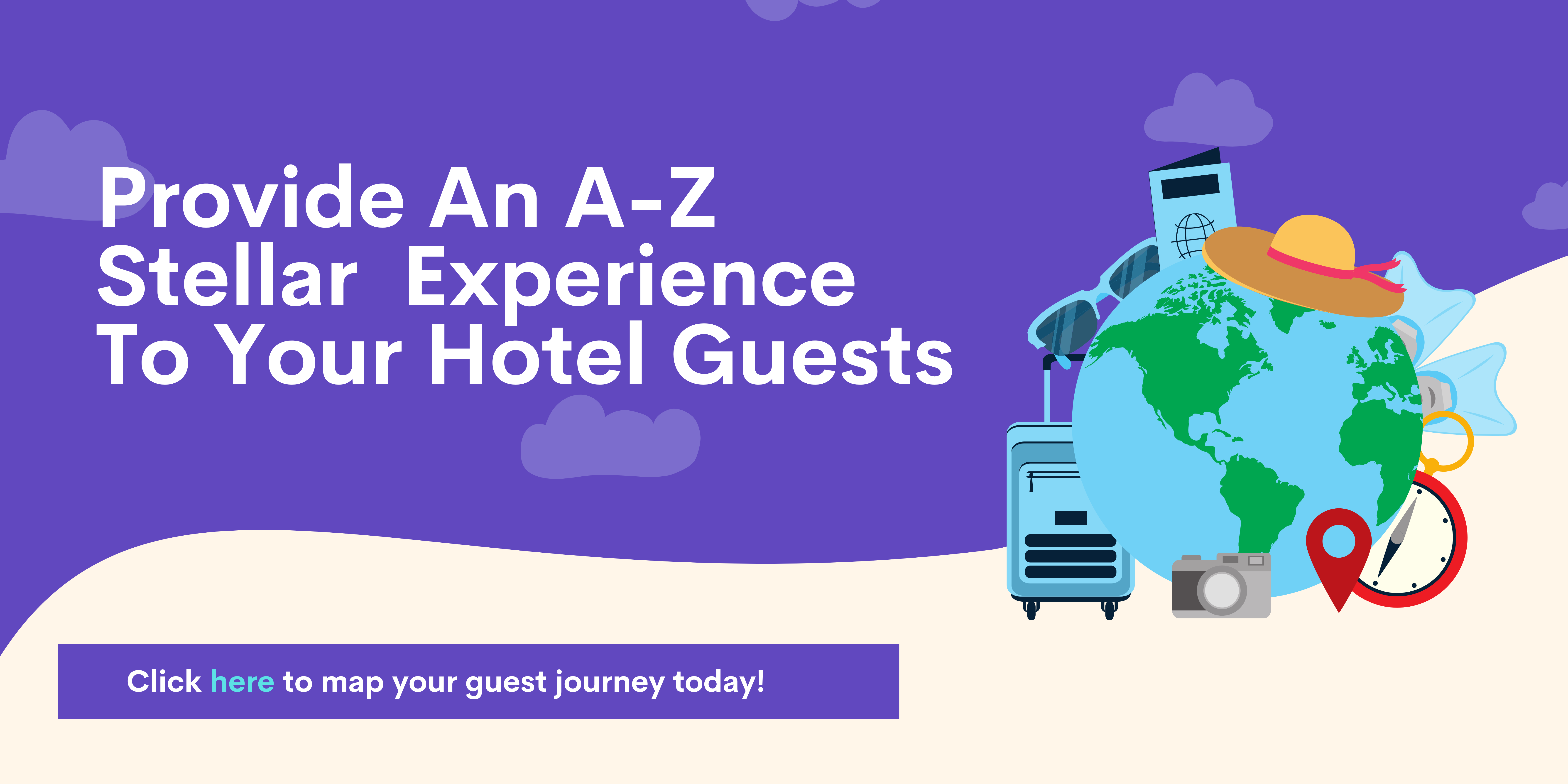 guest journey mapping for hotels for free