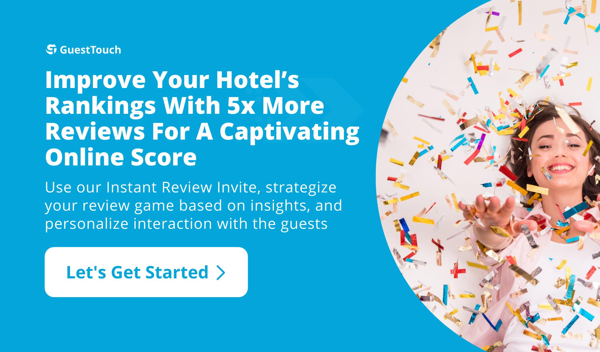 online reputation management for hotels desktop CTA