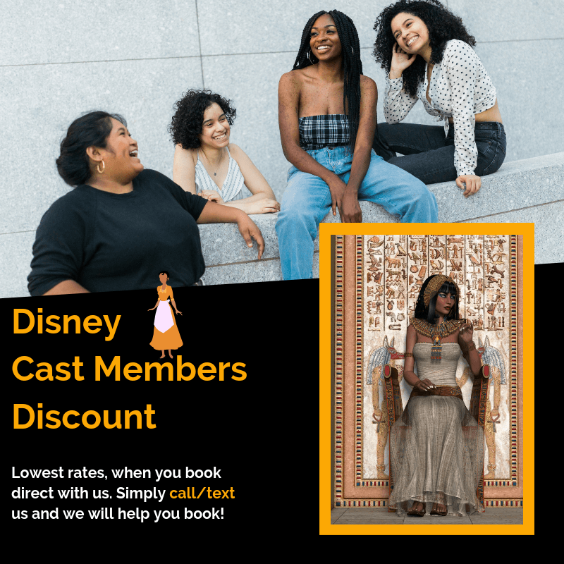 Disney Cast Members Anaheim Hotel Discount